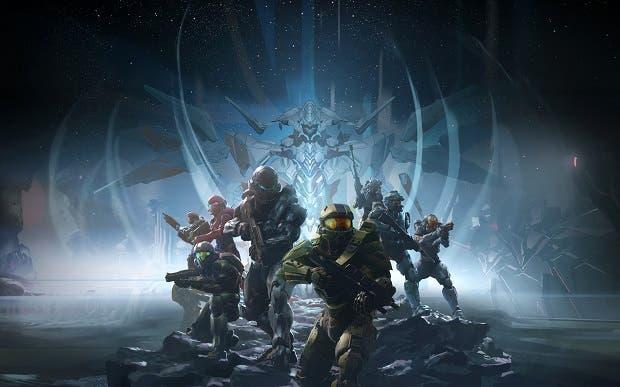 343 Industries detalla todas las mejoras de Halo 5 en Xbox One X 1