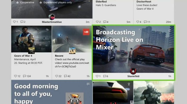 """La nueva actualización de Xbox One para Insiders incluye el modo """"Light Theme"""" 1"""