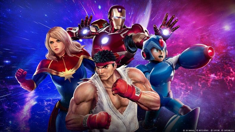 Marvel vs Capcom Infinite podría renombrarse Marvel vs Capcom 4 1