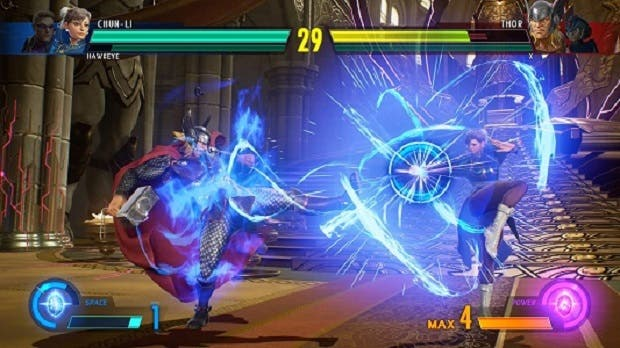 Análisis de Marvel vs. Capcom: Infinite - Xbox One 5