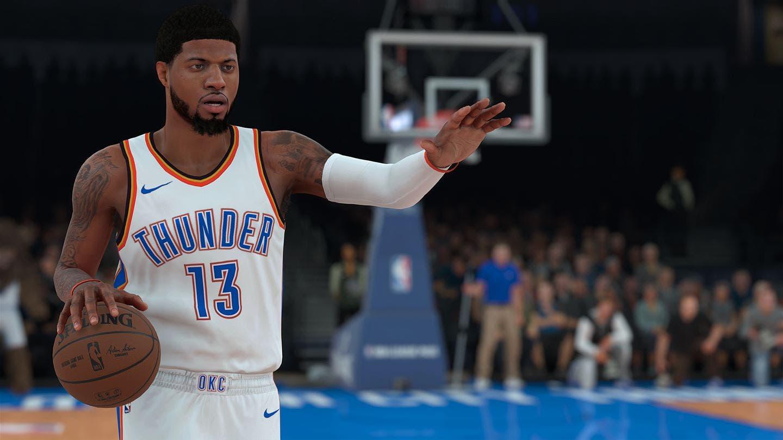Análisis de NBA 2K18 - Xbox One 3