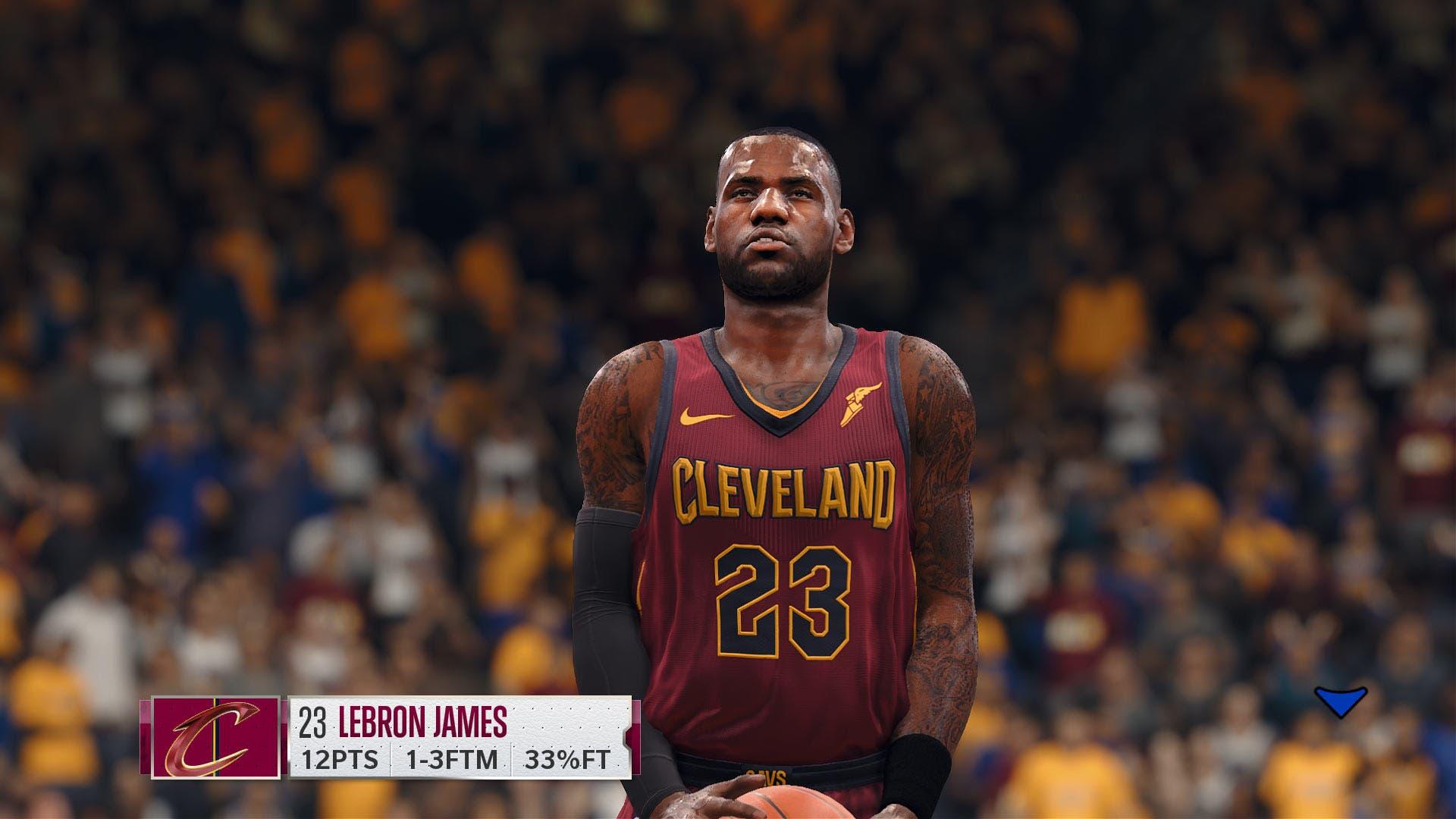 Análisis de NBA Live 18 - Xbox One 3