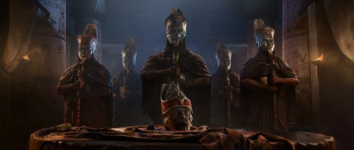 Disfruta de este espectacular trailer de Assassin's Creed Origins a 4K corriendo en Xbox One X 1