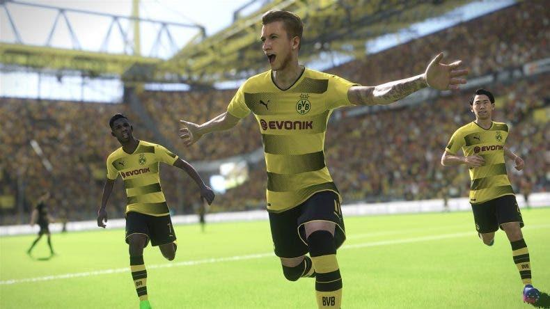 Fútbol a 4K, Pro Evolution Soccer 2018 confirma su versión para Xbox One X 1