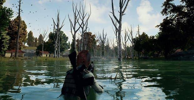PlayerUnknown's Battlegrounds y Sea of Thieves compartirán tecnología en Xbox One 1