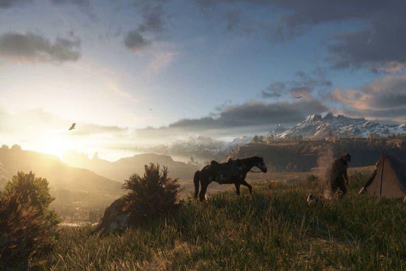 Sí, Rockstar ha animado los testículos de los caballos de Red Dead Redemption 2 1