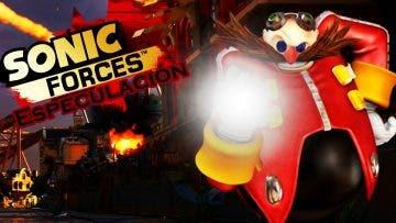 Nuevo trailer de Sonic Forces centrado en la historia de Eggman 13