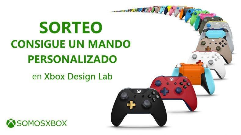 Sorteamos un mando de Xbox One Design Lab para crear a tu gusto y semejanza 1