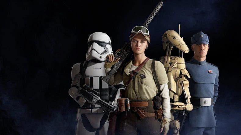 Ya disponible la nueva actualización de Star Wars Battlefront II 1