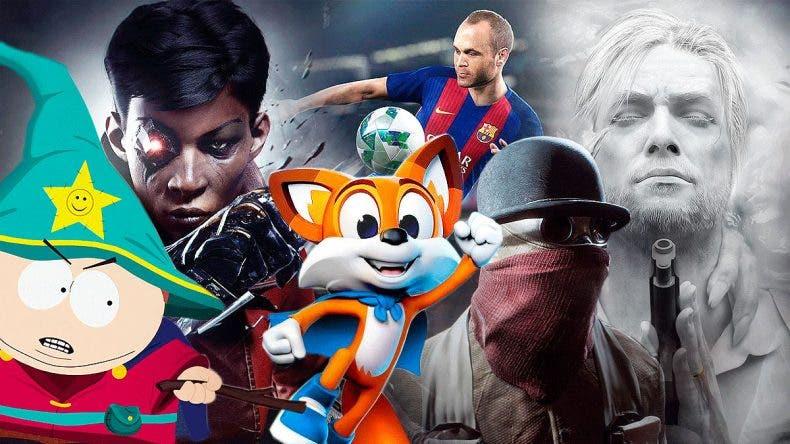 Los juegos tapados que están por llegar en 2017 1