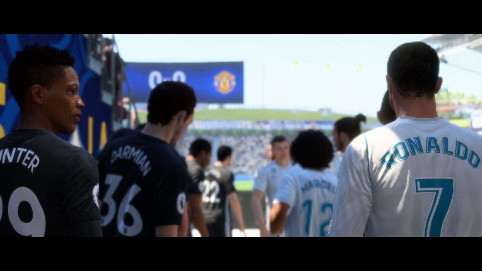 Avance del modo El Camino de FIFA 18 - Xbox One 3