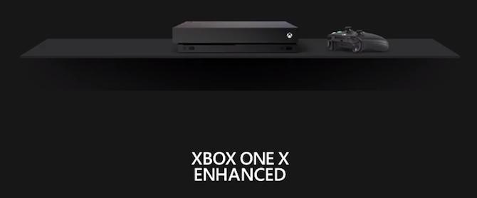 Xbox One X: Todos los juegos mejorados, con 4K y HDR 1