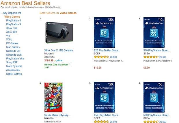 """Xbox One X es el producto más vendido en Amazon y logra el """"sold out"""" 2"""