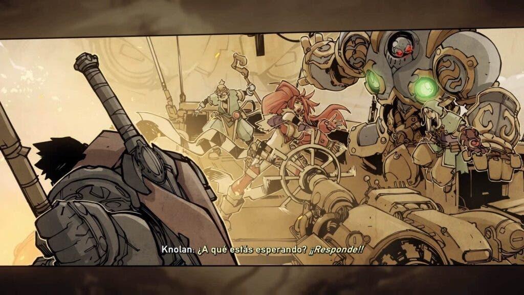 Análisis de Battle Chasers: Nightwar - Xbox One 1
