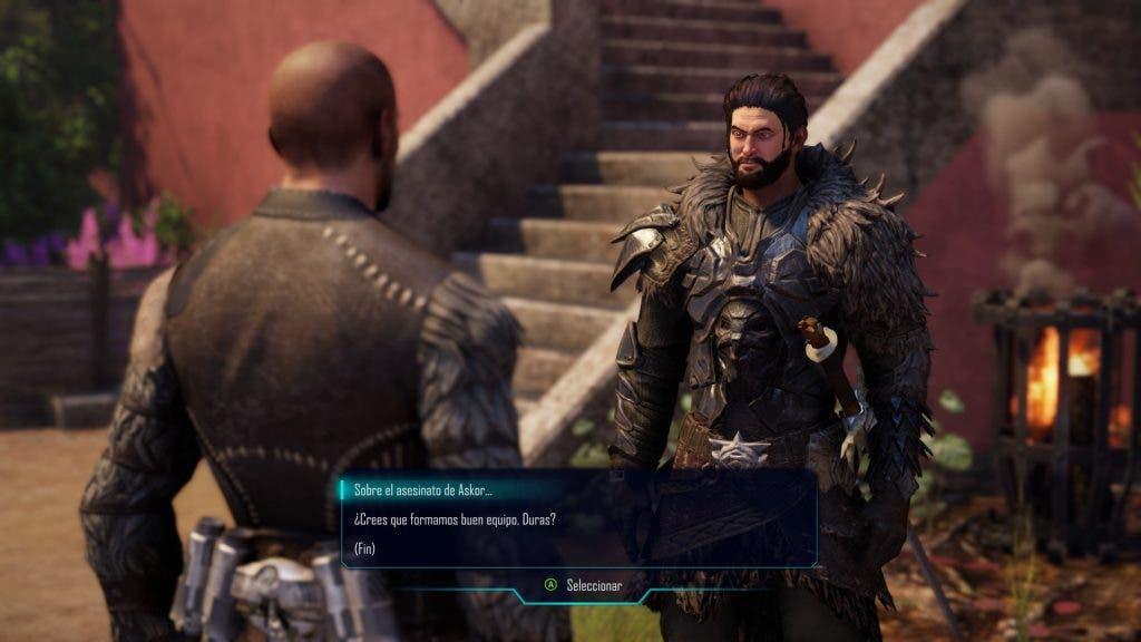 Análisis de Elex - Xbox One 3