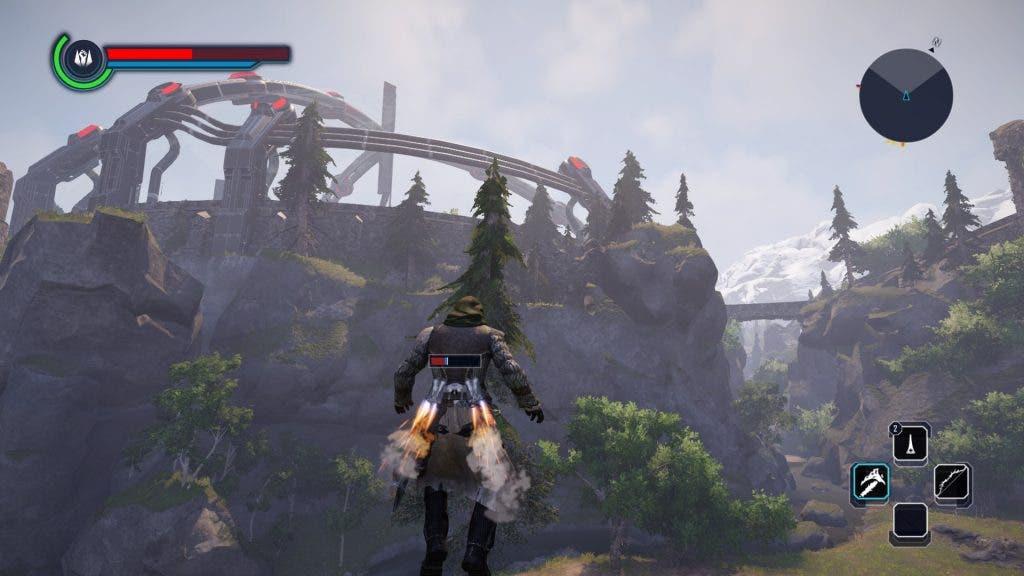 Análisis de Elex - Xbox One 4