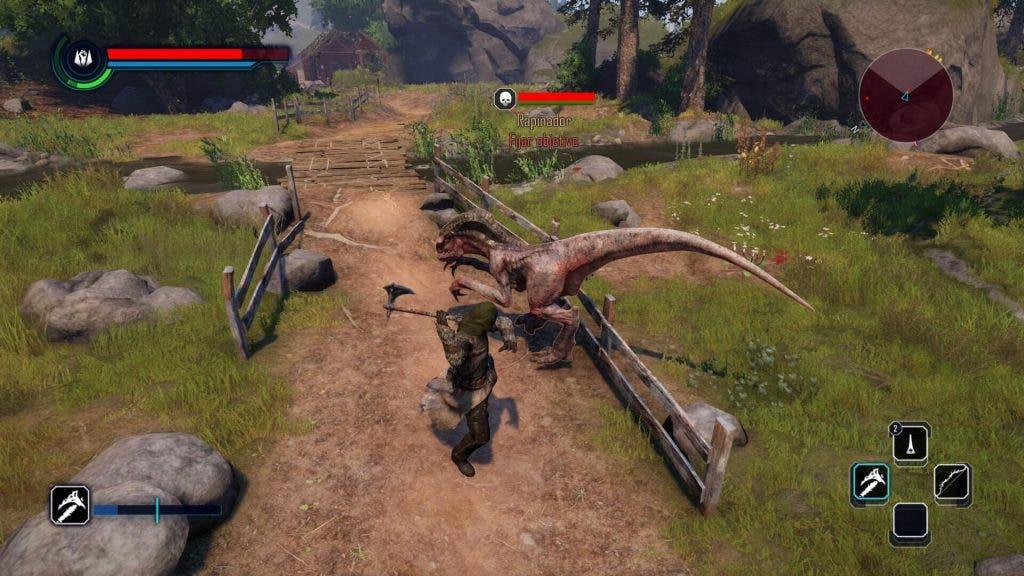 Análisis de Elex - Xbox One 1