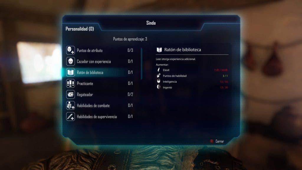 Análisis de Elex - Xbox One 2