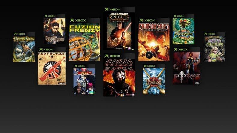 Los mejores juegos clásicos para Xbox de segunda mano 1