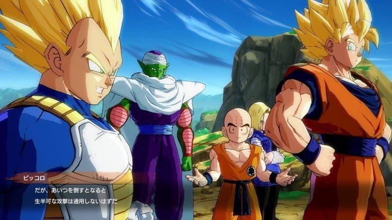 La semana que viene se presentarán nuevos luchadores para Dragon Ball FighterZ 1