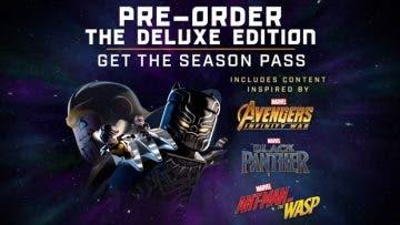 LEGO Marvel Super Heroes 2 presenta un nuevo trailer de la historia y describe su Pase de Temporada 9
