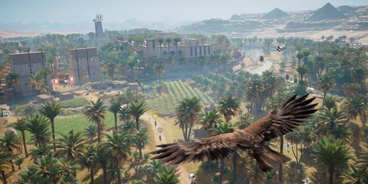 Análisis de Assassin's Creed Origins - Xbox One 4