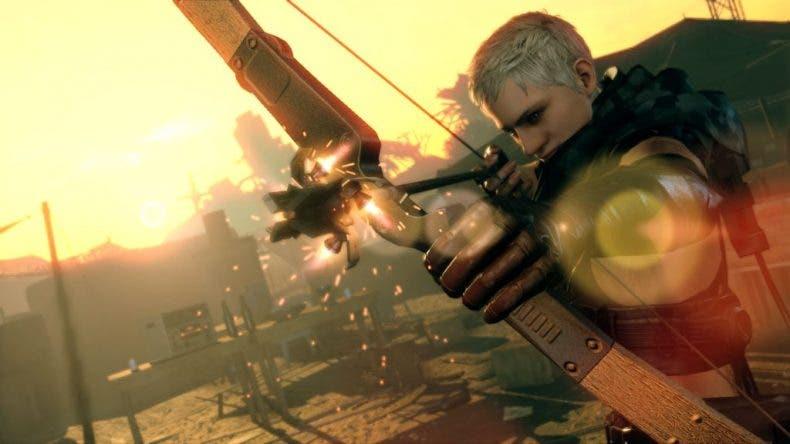 Así rinde la beta de Metal Gear Survive en Xbox One X y PS4 Pro 1