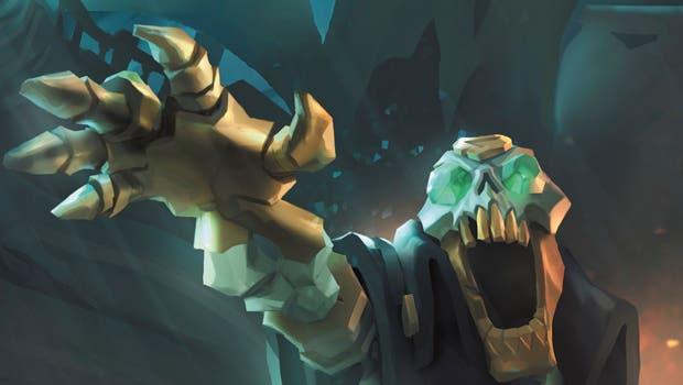 Sea of Thieves y el 4K nativo en Xbox One X 1
