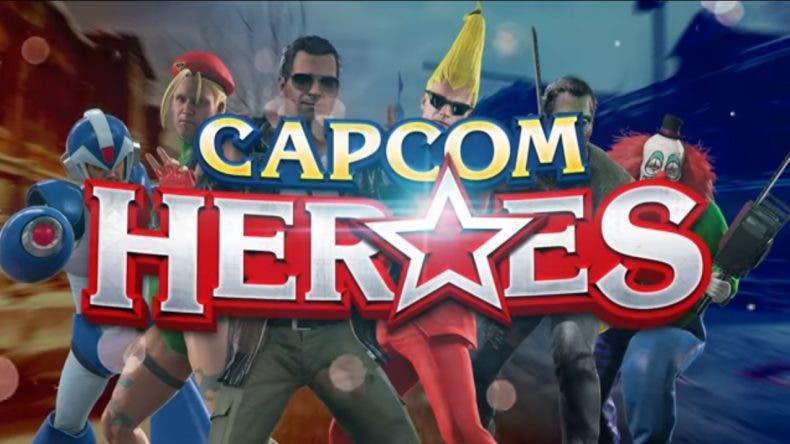 """Dead Rising 4 presenta """"Capcom Heroes"""" 1"""