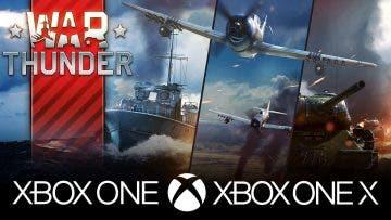 War Thunder confirma su llegada a Xbox One y soporte a Xbox One X 8
