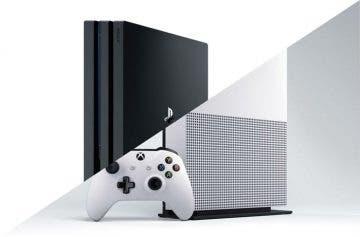 Xbox One S vs PS4 Pro con Forza Motorsport 7 y Gran Turismo Sport 4