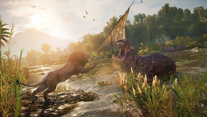 Análisis de Assassin's Creed Origins - Xbox One 6