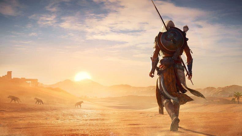 ¿Estaba Kassandra presente en Assassin's Creed Origins y nadie se dio cuenta? 1
