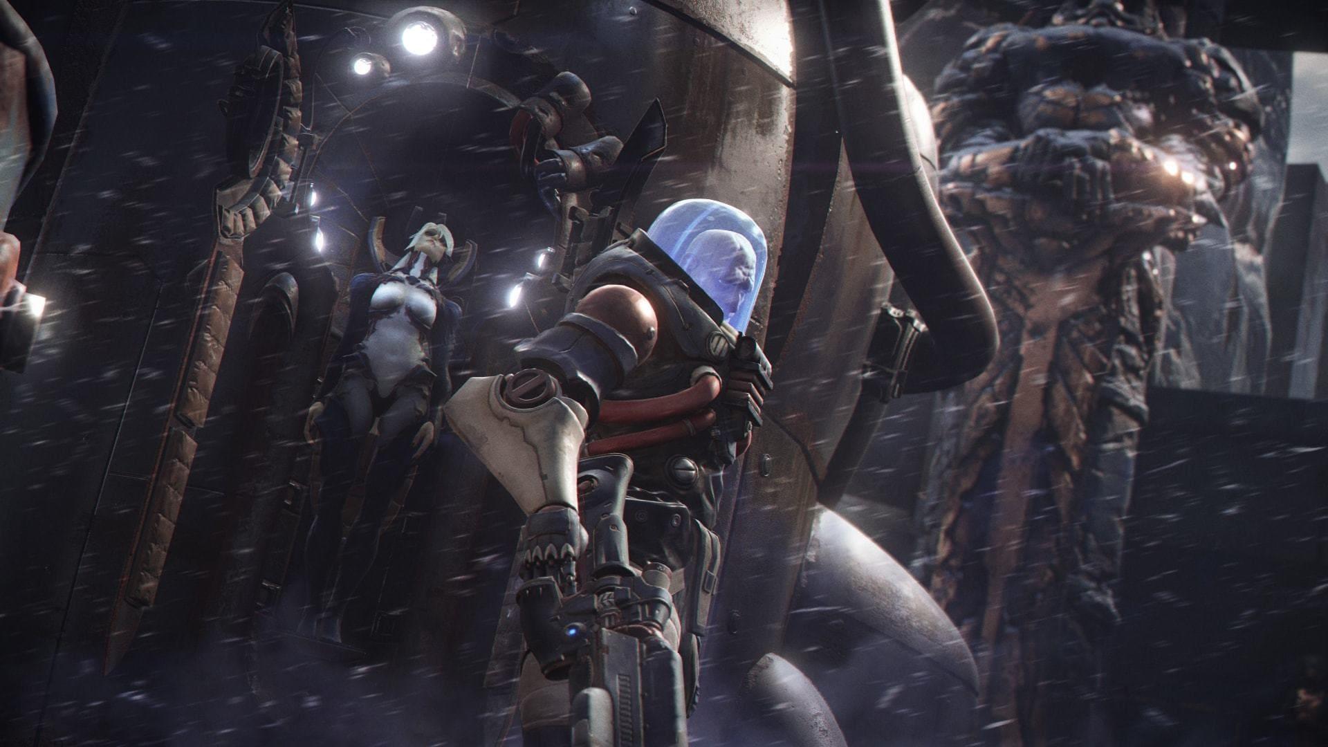 Análisis de Raiders of the Broken Planet - Xbox One 5