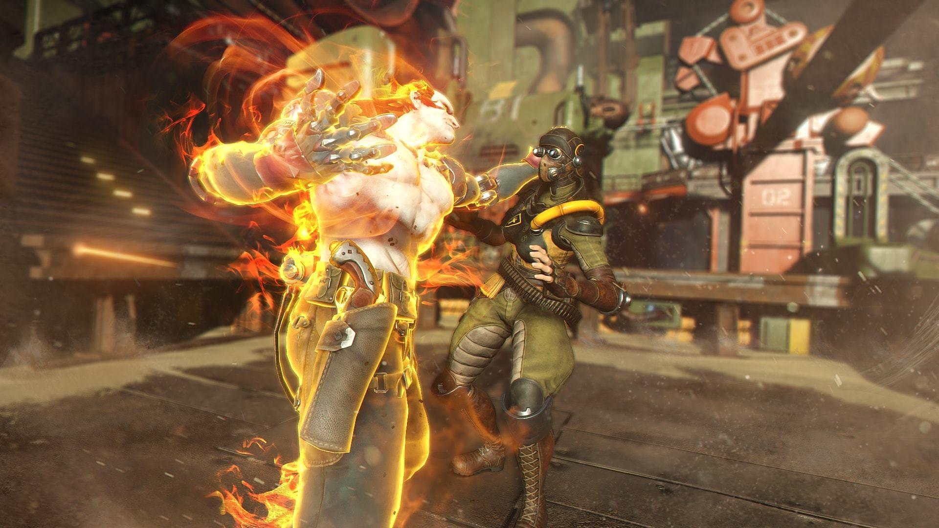 Análisis de Raiders of the Broken Planet - Xbox One 2