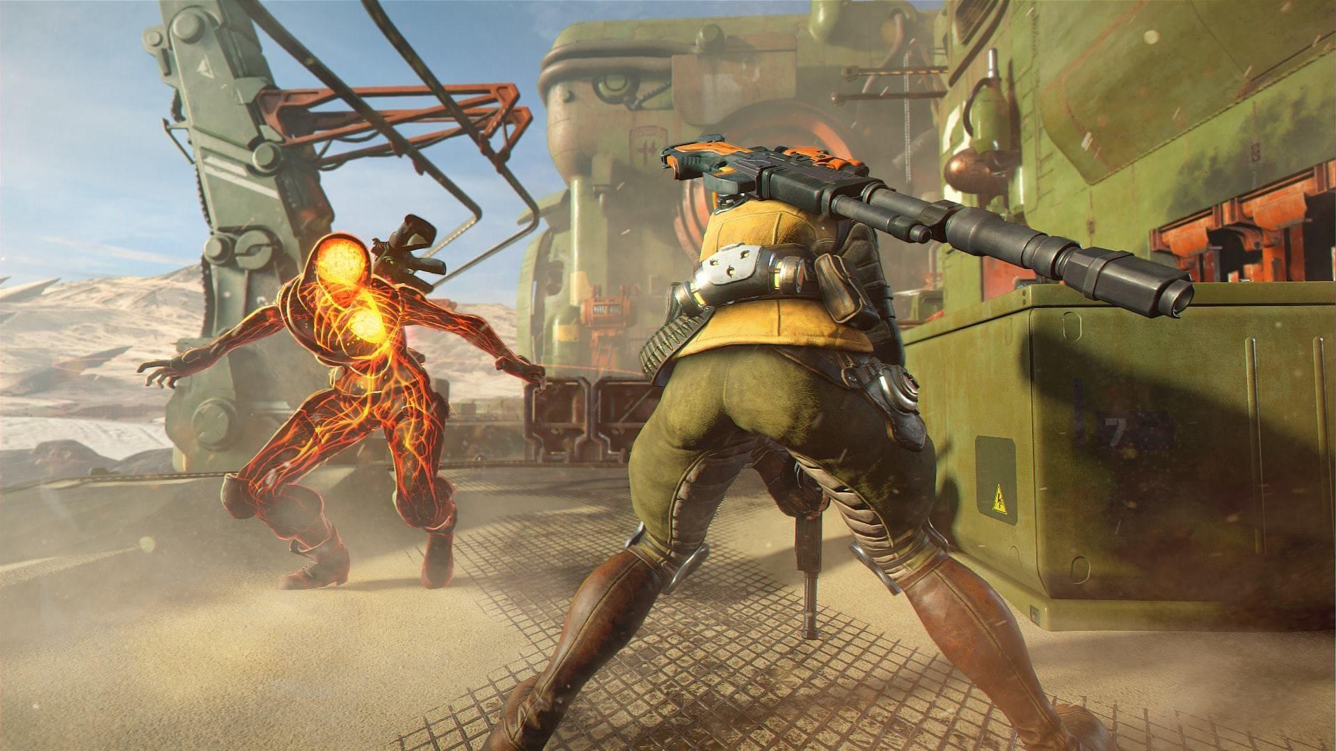 Análisis de Raiders of the Broken Planet - Xbox One 3