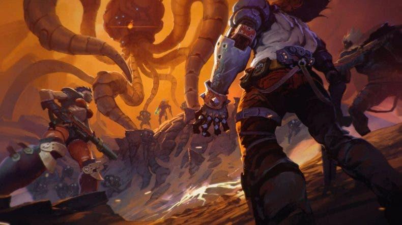 La tercera campaña de Raiders of the Broken Planet tiene fecha 1