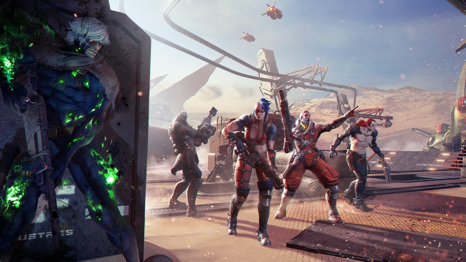 Análisis de Raiders of the Broken Planet - Xbox One 4