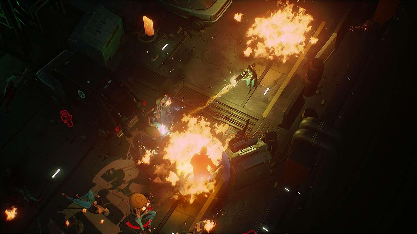 Análisis de Ruiner - Xbox One 3