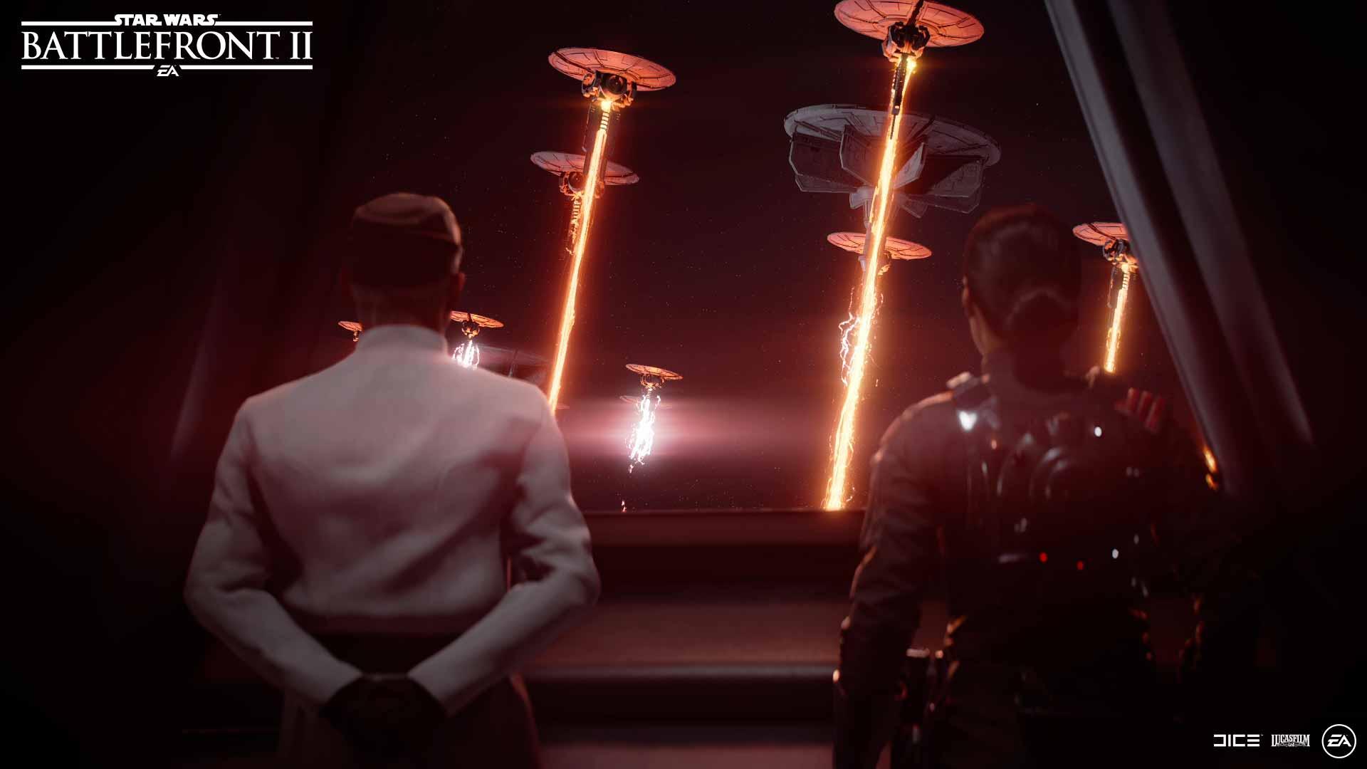 Avance e impresiones de la campaña de Star Wars Battlefront II 4