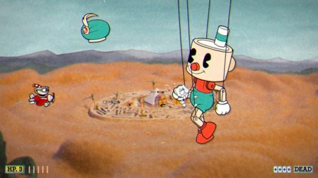 Ya puedes reservar los Funko PoP! de Cuphead en GAME 2