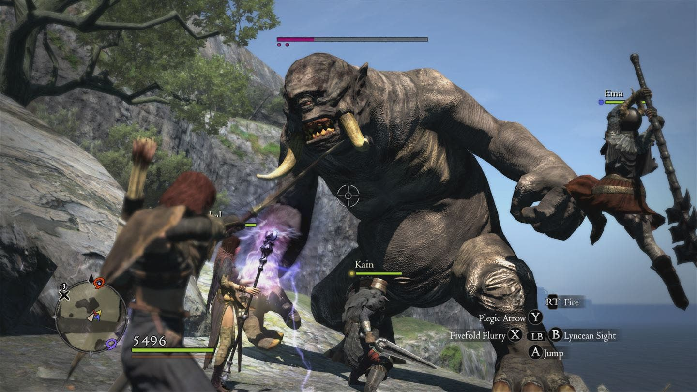 Análisis de Dragon's Dogma Dark Arisen - Xbox One 1