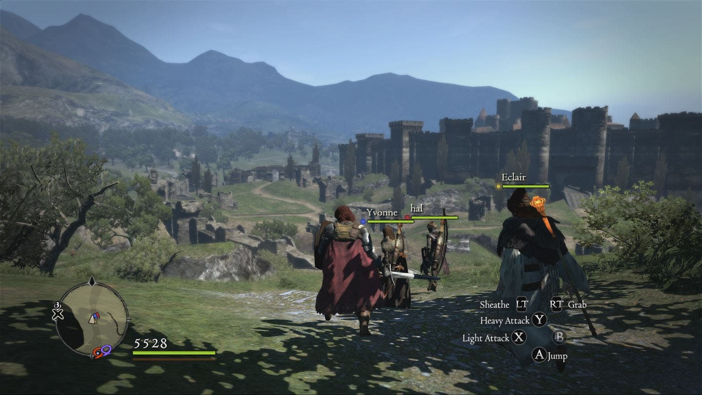 Análisis de Dragon's Dogma Dark Arisen - Xbox One 2