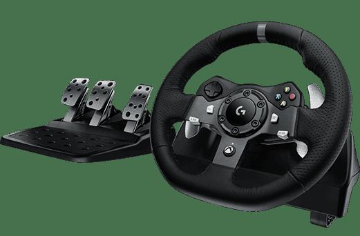 Logitech G920 Driving Force para Xbox Series X|S a un precio alucinante 1