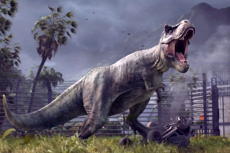 Primer tráiler ingame de Jurassic World Evolution 1