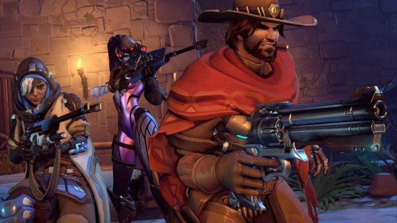 Un querido personaje de Overwatch podría ser jugable en Overwatch 2 1