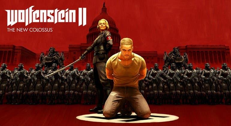 Wolfenstein II: The New Colossus se desmarca del nazismo 2