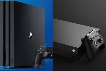 Microsoft desconocía la existencia de PS4 Pro al idear Xbox One X 2
