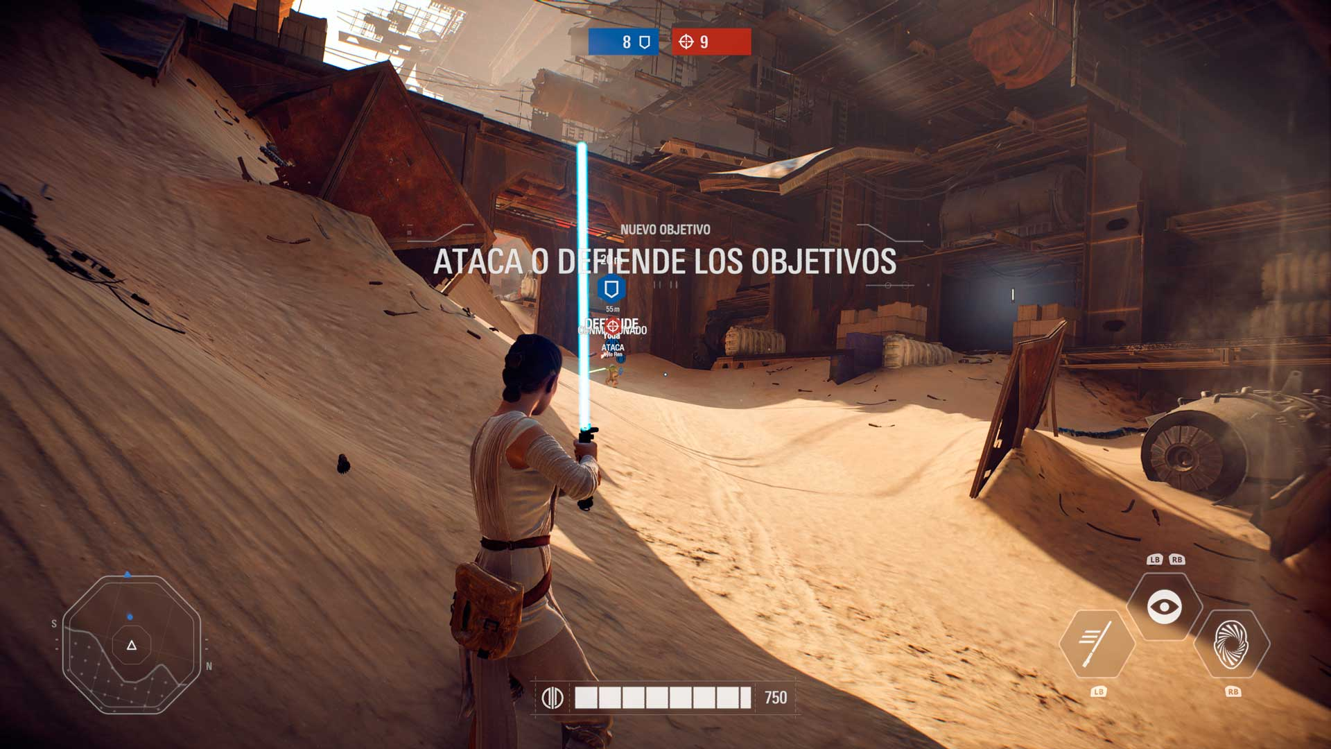 Análisis de Star Wars Battlefront II - Xbox One 4
