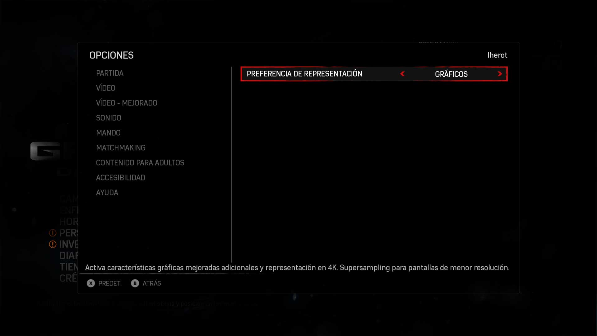 Análisis y gameplay de Gears of War 4 en Xbox One X en sus dos modos 2